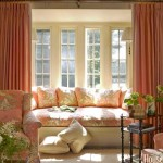 Chintz Cushionbay Window Seat How Make The Most Small Space