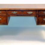 Chippendale Style Table Desk Lot