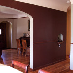 Chocolate Brown Trendy Color Combinations For Your Wall