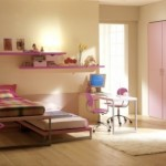 Choose The Best Girl Room Interior Decorating Paint Idea