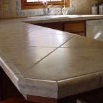 Choosing Kitchen Tile Countertop Ideas Thehomeimprovement Info