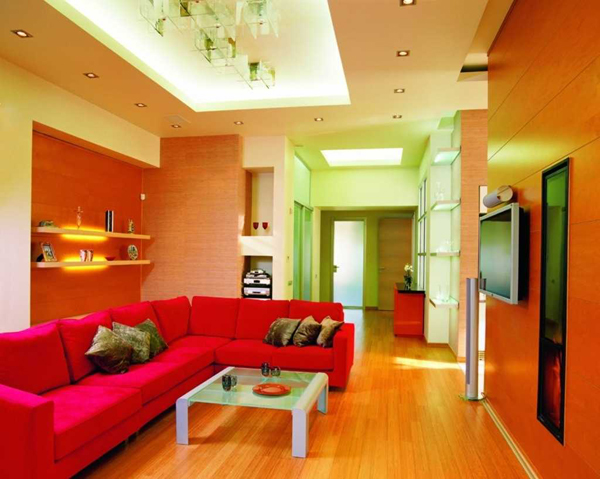 Choosing Paint Color For Your Living Room Painting