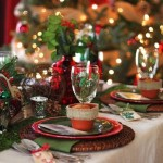 Christmas Centerpiece Tablescape Ideas For Your Holiday