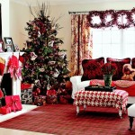 Christmas Decorating Ideas Interior Style For Living Room