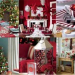 Christmas Decoration Ideas For Setting Table