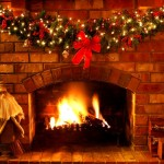 Christmas Decorations Ideas And Fireplace