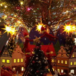 Christmas Decorations Tree Holiday House Elves