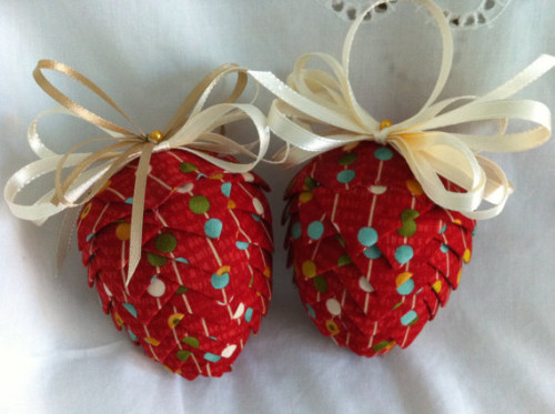 Christmas Ideas Beautiful Ornaments Make Handmade Crochet Craft