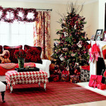Christmas Living Room Decorating Colors
