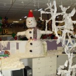 Christmas Office Decorating Ideas Manage Net Style Client Call