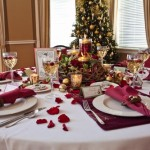 Christmas Table Decoration Ideas For Parties