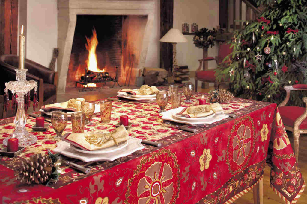 Christmas Table Decorations Guide