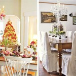 Christmas Table Interior Decorating Ideas Zeospot