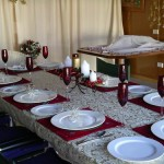 Christmas Table Tips Blog Just For You