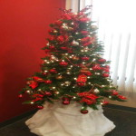 Christmas Tree Decorating Ideas Small