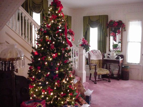 Christmas Tree Decorating Themes Ideas