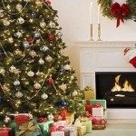 Christmas Tree Decorating Under The