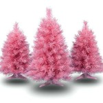 Christmas Trees Decorating Plan Pretty Pink Tabletop