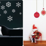 Christmas Wall Decals Tis The Season For Fuss Free Designer