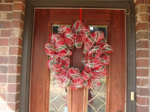 Christmas Wreath Obviously Ideas