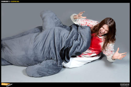 Chumbuddy Shark Sleeping Bag Miscellaneous Collectibles Patch