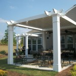 Cladded Pergolas Are Quite Labor Intensive Build And Can