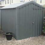 Cladded Shed For Sale Naas Kildare From Martina