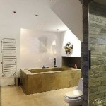 Classic Bathroom Design Ideas Using Natural Stone