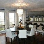 Classic Chic Home Creating Open Concept Dining Room