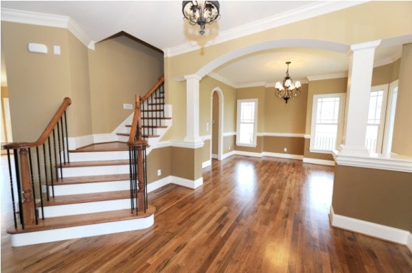 Classic New Interior House Color
