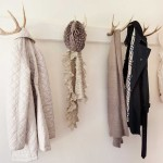Coat Rack Simple Modern And Natural Traditional Cool