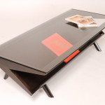 Coffee Table Storage Space John Keal For Innovativeart