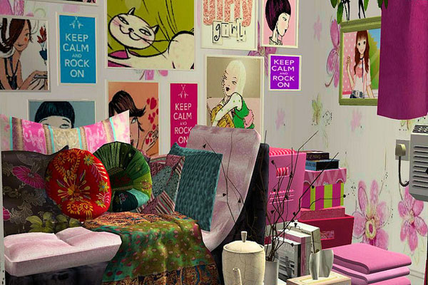 College Dorm Room Remarkable Decorating Ideas For Girls