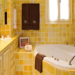 Color Ideas For Small Bathroom Yellow Paint