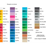 Color Models Table Contents The Two Most Common