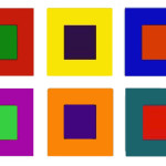 Color Scheme Uses Three Colors Any Hue And The Two Adjacent Its
