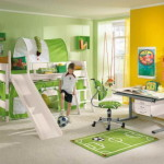 Color Schemes For Boys Bedrooms