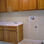 Color Transforms The Half Bath Laundry Room Ohenry Wine Country