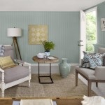 Color Trends New Home Interior Office
