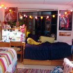 Colorful And Messy College Bedroom Tradition Touch Good