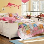 Colorful And Trendy Bedding Set For Teenage