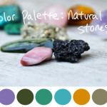 Colorpalette Naturalstones Mrkate