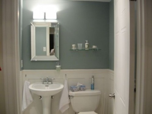 Colors For Bathroom Paint Small Behr