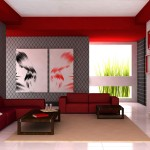 Colors Interior Design Living Room Sofa And Pillow Combination Using