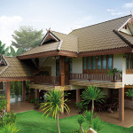 Com Thai Home Design Trachang