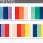 Combinations All Work Because The Colors Sit Next Color