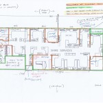 Commercial Office Space Planning Design