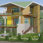 Compact House Designs Layouts One Total Images Getting Modern