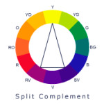 Complementary Color Schemes The Wheel Direct Split Triad
