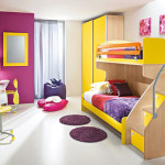 Complementary Schemes Room Using Spit